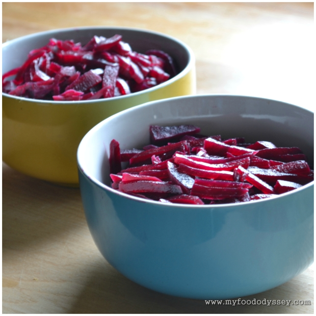Lithuanian cold beet soup altibariai recipe my food odyssey beetroot2 1 forumfinder Gallery