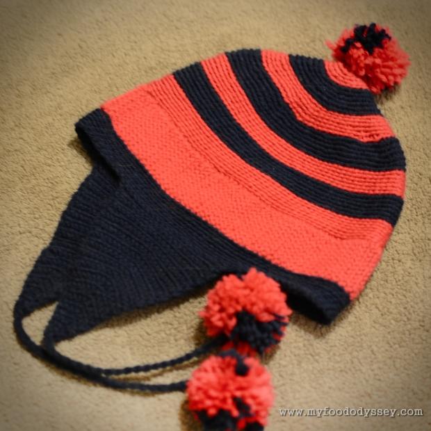 Crochet Hat | www.myfoododyssey.com
