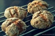 Irish Soda Bread Scones | www.myfoododyssey.com