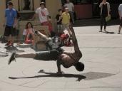 Street Performer, Sydney | www.myfoododyssey.com