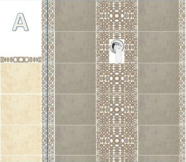 Bathroom Tiles | www.myfoododyssey.com