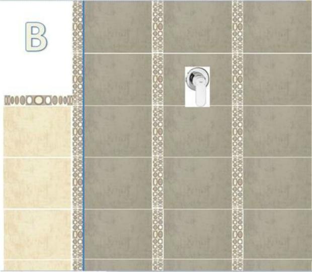 Bathroom Tiles | www.myfoododyssey.com