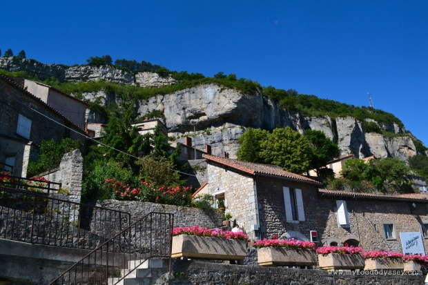 Roquefort Village, France | www.myfoododyssey.com