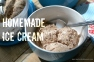 No-churn chocolate chip ice cream | www.myfoododyssey.com
