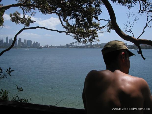 Sydney Harbour National Park | www.myfoododyssey.com