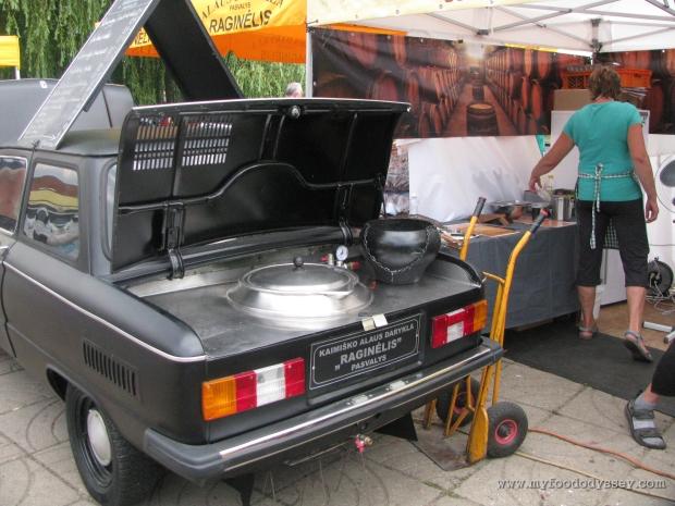 Food Cart, Klaipėda Sea Festival | www.myfoododyssey.com