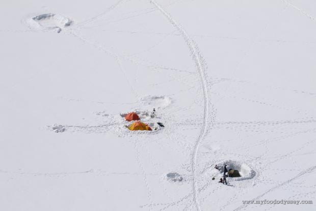 Climbing Mont Blanc | www.myfoododyssey.com