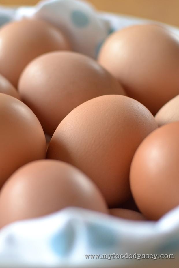Eggs | www.myfoododyssey.com