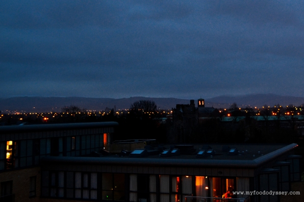 Suburban Dublin at Night | www.myfoododyssey.com