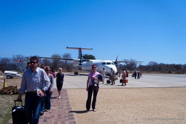 Nelspruit Airport, South Africa | www.myfoododyssey.com