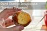 Curd Cheese Doughnuts (Varškės Spurgos) | www.myfoododyssey.com