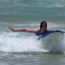 Surfing on Manly Beach in Sydney, Australia | www.myfoododyssey.com