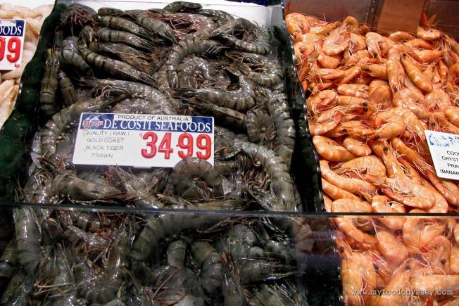 Sydney Fish Market | www.myfoododyssey.com