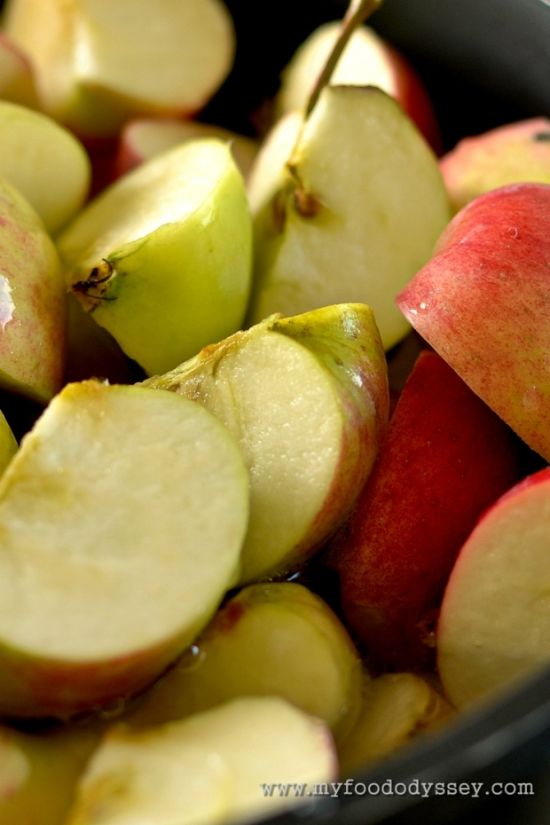 Apples for Jam or Jelly | www.myfoododyssey.com