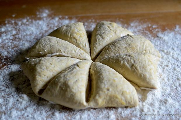 Homemade Tortillas| www.myfoododyssey.com