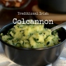 Traditional Irish Colcannon | www.myfoododyssey.com