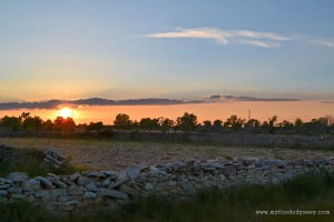 Stone Walls, Northern Spain   www.myfoododyssey.com