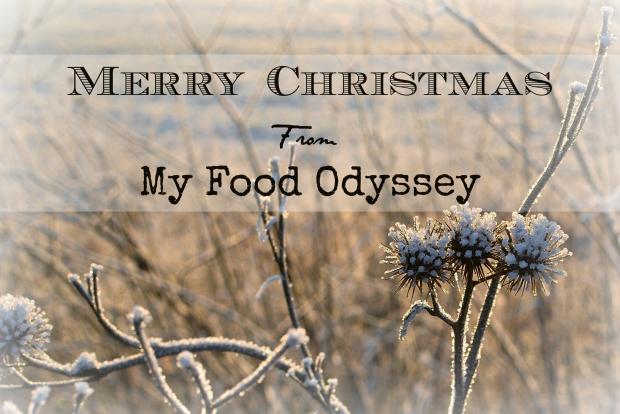 Merry Christmas 2015 | www.myfoododyssey.com