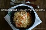 Lithuanian Sauerkraut | Rauginti Kopūstai [Recipe]
