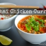 Thai Chicken Curry | www.myfoododyssey.com