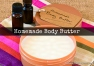 Homemade Body Butter | www.myfoododyssey.com