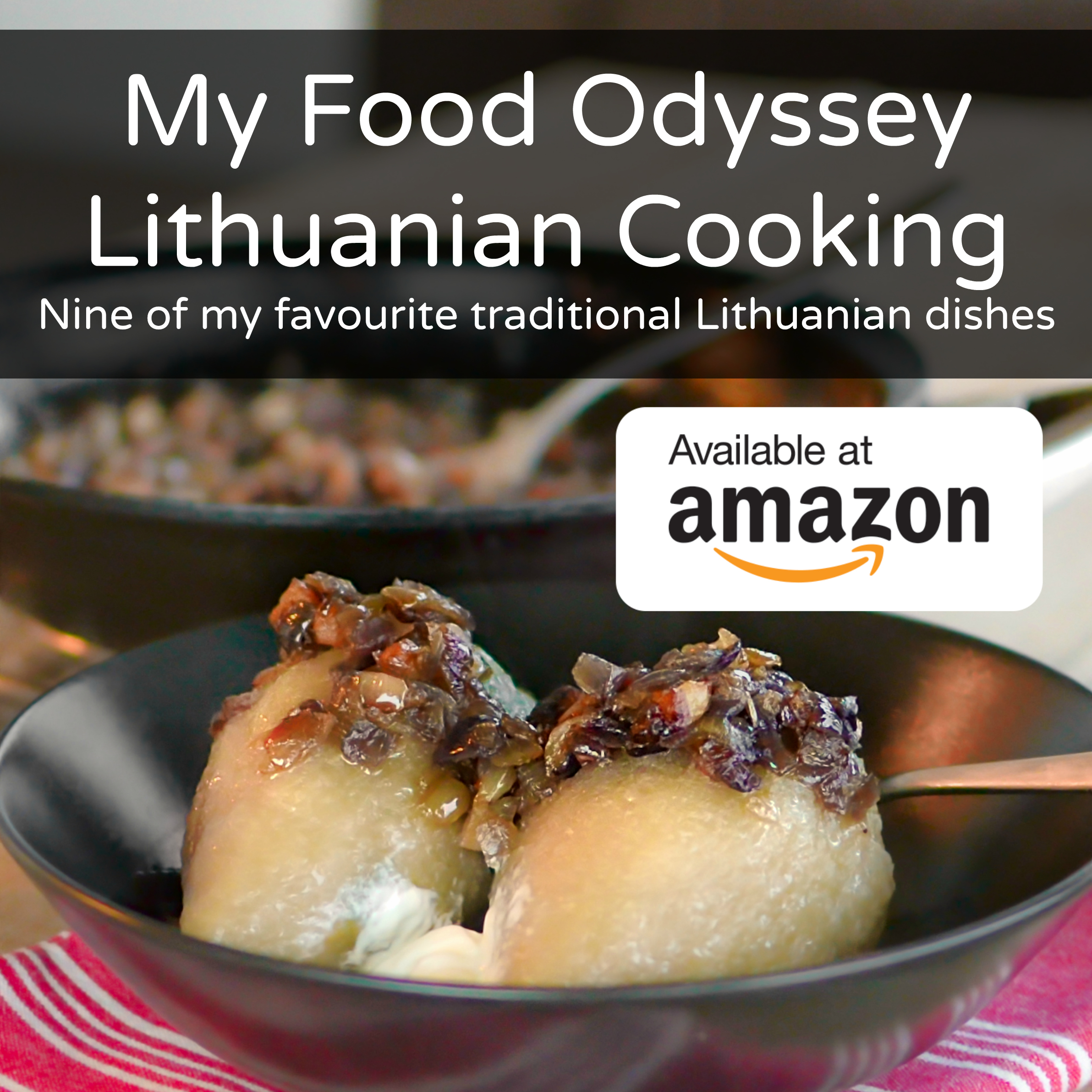 My Food Odyssey Lithuanian Cooking Book | www.myfoododyssey.com