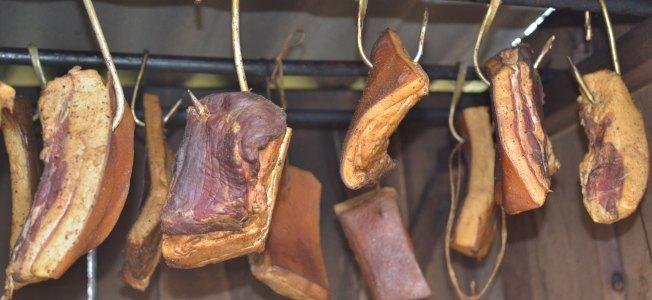 Lithuanian Smoked Lasiniai and Sonine | www.myfoododyssey.com