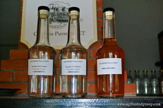 Calvados Brandy Distillation Stages | www.myfoododyssey.com