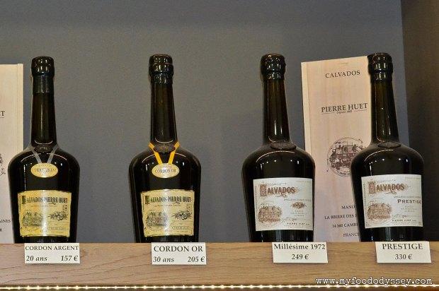 Calvados Brandy Premier Selection | www.myfoododyssey.com
