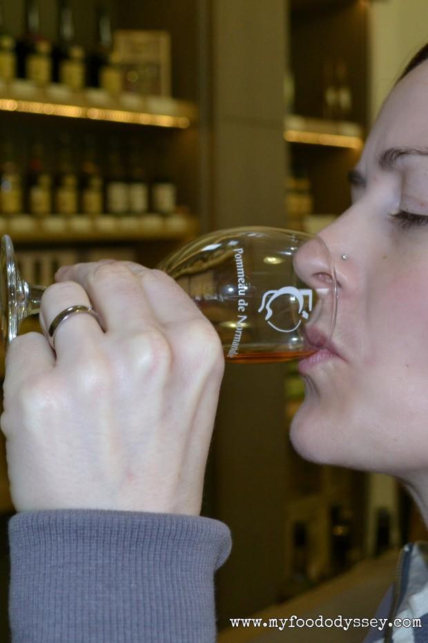 Calvados Brandy Tasting | www.myfoododyssey.com