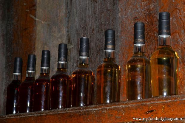 Calvados Brandy Variances | www.myfoododyssey.com