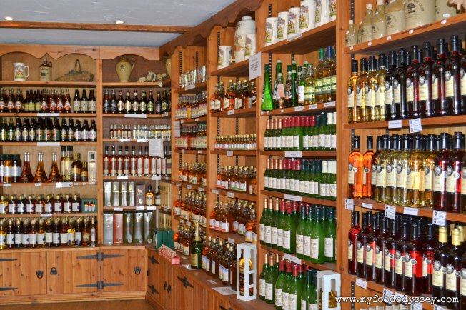 Cider House, Sommerset | www.myfoododyssey.com