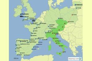 My Food Odyssey Map | www.myfoododyssey.com