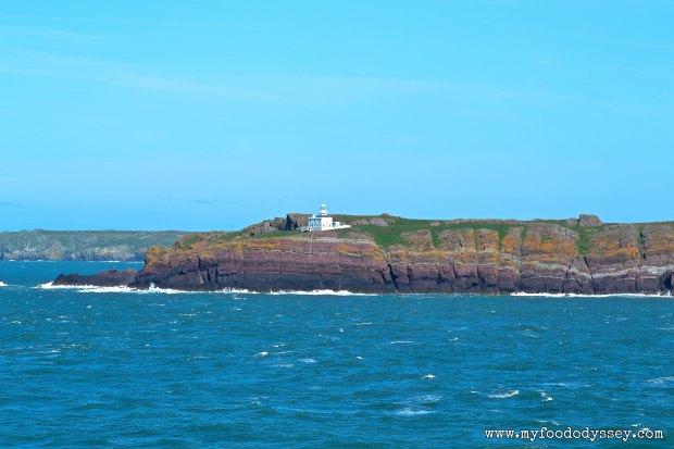 Skokholm Lighthouse, Wales | www.myfoododyssey.com