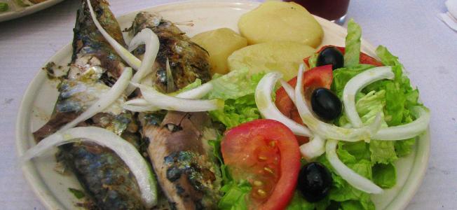 Porto Fish Market | www.myfoododyssey.com