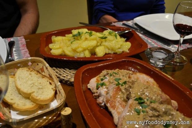 Spanish Home Cooking | www.myfoododyssey.com