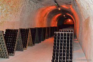 Taittinger Cellars | www.myfoododyssey.com