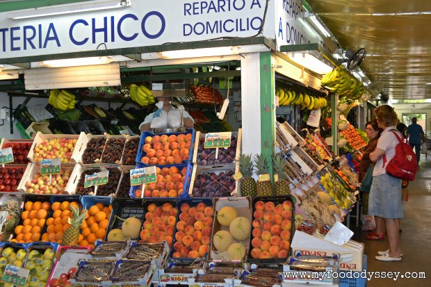 Food Market Seville | www.myfoododyssey,com