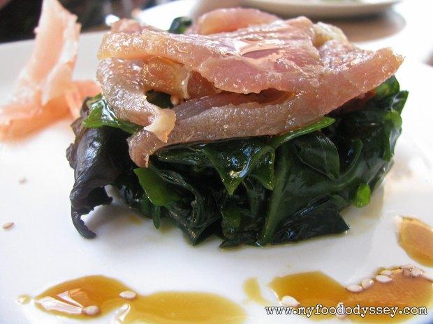 Cured Tuna, Seville | www.myfoododyssey,com