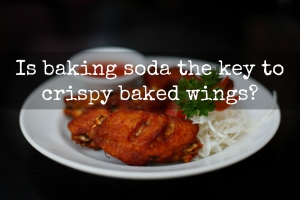 Crispy Chicken Wings | shared on www.myfoododyssey.com