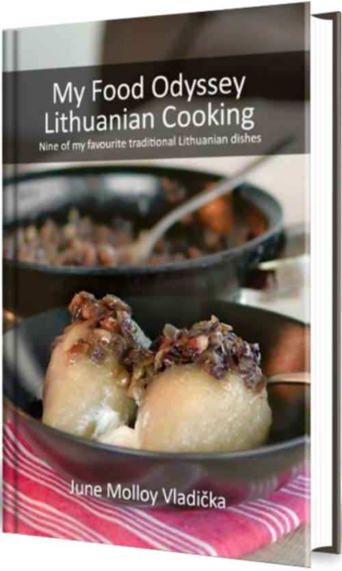My Food Odyssey - Lithuanian Cooking | www.myfoododyssey.com